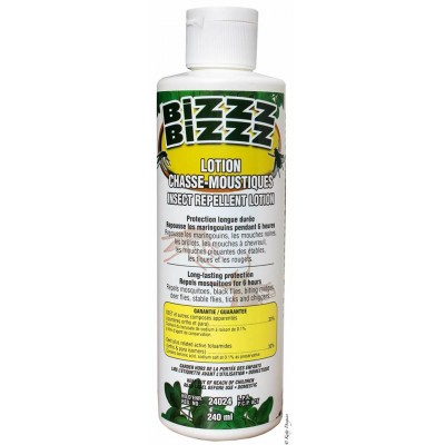 Insect Repellent Bizzz Bizz Lotion 240ml