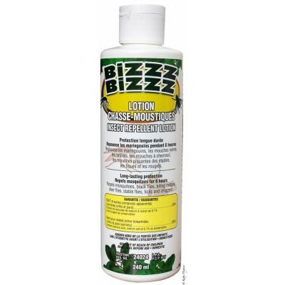 Lotion Chasse-Moustiques Bizzz Bizz 240ml