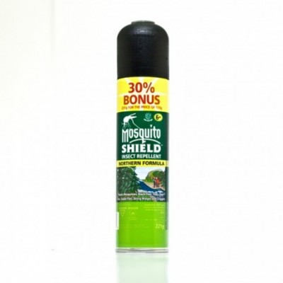 Insect Repellent Mosquito Shield Spray 221g