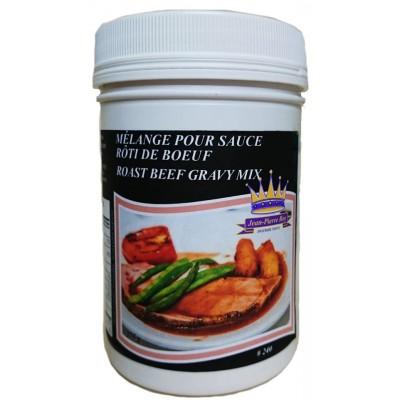 Mélange Sauce Rôti Boeuf  Distributions Jean-Pierre Roy 375g