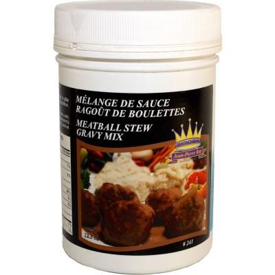 Mélange Sauce Ragoût de Boulettes Distributions Jean-Pierre Roy 350g