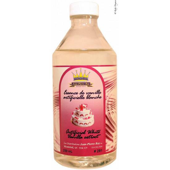 Essence de vanille blanche concentrée Distributions Jean-Pierre Roy 250ml