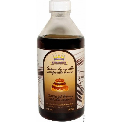 Essence Vanille Brune concentrée Distributions Jean-Pierre Roy 250ml