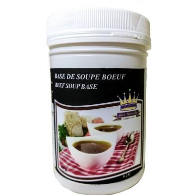 Base de Soupe au Boeuf  Distributions Jean-Pierre Roy 400g