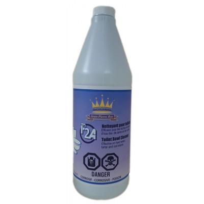 Formule 2A - Nettoyeur à toilette avec 2 acides 1L