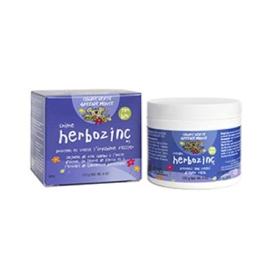 Crème HerboZinc Bio Souris Verte - Distributions Jean-Pierre Roy