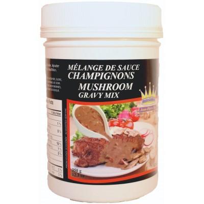 Mélange Sauce Champignons Distributions Jean-Pierre Roy 350g