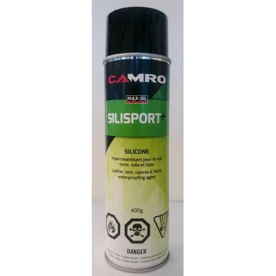 Max-Sil Silisport Plus Imperméabilisant à tissus et cuir Aérosol 400g