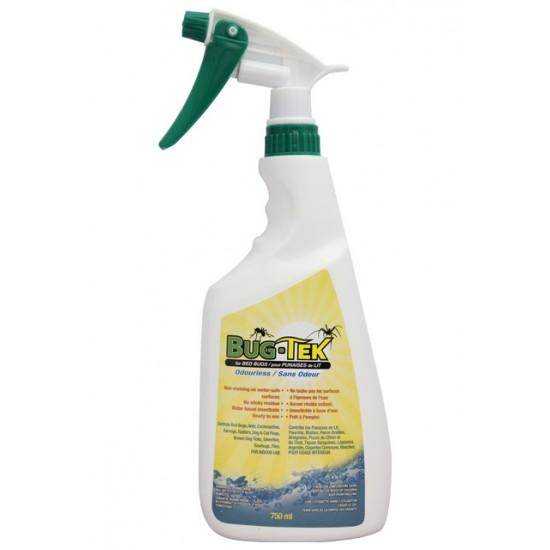 Bug-Tek Insecticide pour maison et jardin 750ml