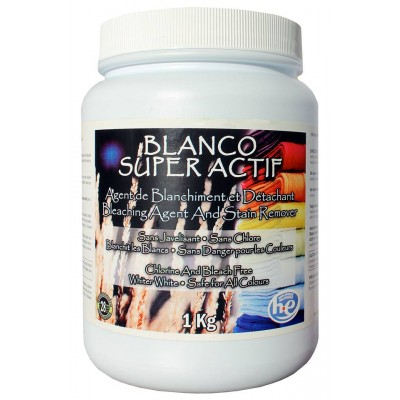 Blanca Super Actif Blanchissant 1kg Distributions Jean-Pierre Roy