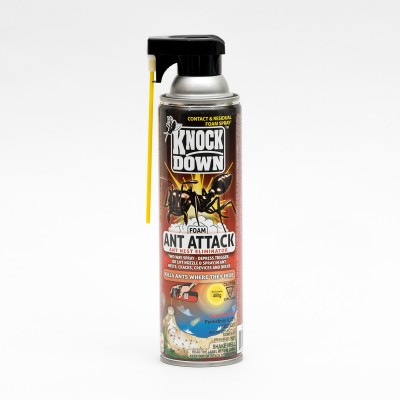 Foam Ant Attack 400g Distributions Jean-Pierre Roy