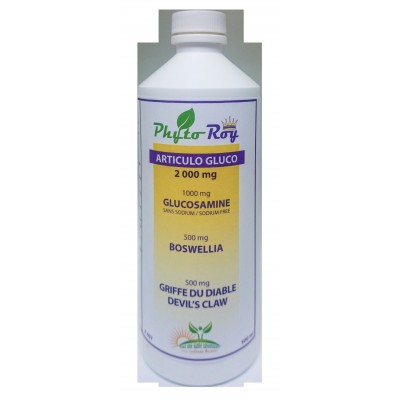 Articulo Gluco Anti-Inflammatoire Naturel Phyto Roy 500ml