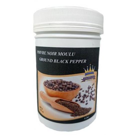 Poivre Noir Moulu Distributions Jean-Pierre Roy 300g