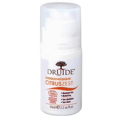 Déodorant  CITRUS Druide 65ml