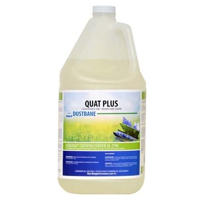 Nettoyant Désinfectant Quat-Plus 4L