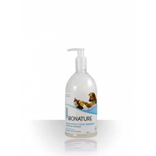 Shampooing pour Animaux 500ml