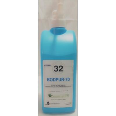 Antiseptic Cleanser Gel Sanitizing  250ml