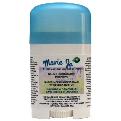 BAUME HYDRATANT LAVANDE & CAMOMILLE MARIE JO 30G