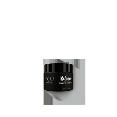 Crème hydratante Anti-Âge BeU à base de rétinol Organo 1.7 fl.oz./ 50 mL