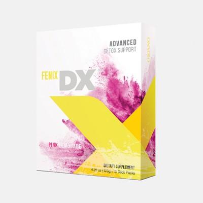 FENIX DX™ COMPLÉMENT DÉTOXIFIANT AVANCÉ À LA LIMONADE ROSE