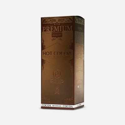 Chocolat Chaud Gourmet Organo