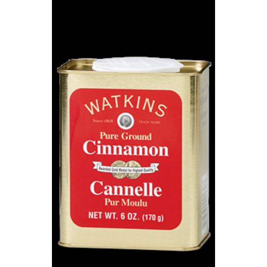 Cannelle Pure Moulue Watkins 170g