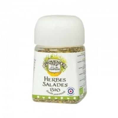 Herbes Spécial Salades Bio Recharge 40g