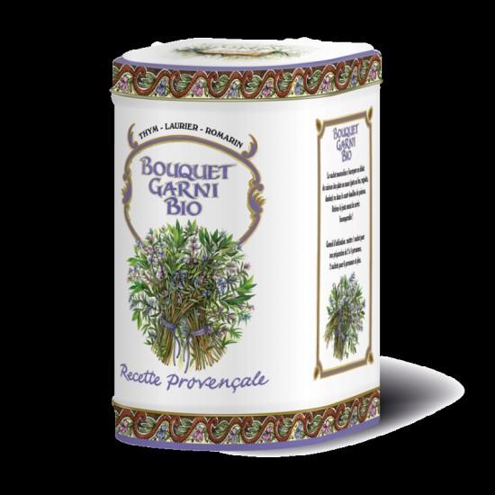 Bouquet Garni Bio Boîte Métal 12g