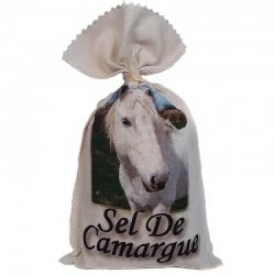 Sac Tissu Sel de Camargue 500g