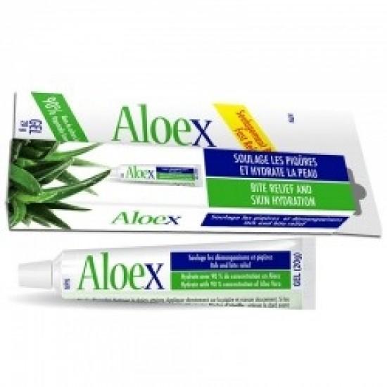 Baume formule gel contre piqûres Aloex 20g