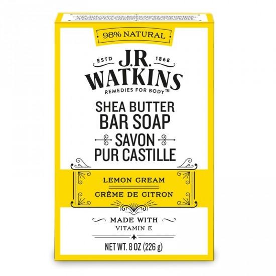 Savon Pur Castille Crème de Citron WATKINS 226g/8oz