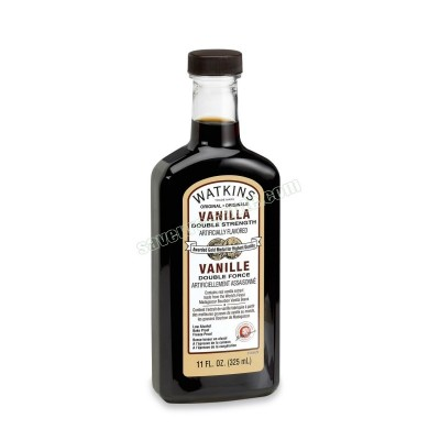 Vanille double force originale JR Watkins 325 ml